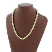 Pearl effect necklace (Code 1678)